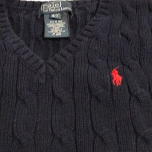 Polo Sweater Vest